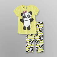 Joe Boxer Infant & Toddler Girl's Pajamas - Panda at Kmart.com
