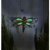 Garden Oasis Glow in the Dark Dragonfly at mygofer.com
