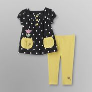 Small Wonders Infant Girl's Top and Leggings - Polka Dot at Kmart.com