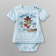 Route 66 Newborn Boy's T-Shirt Bodysuit - Outlaw at Kmart.com