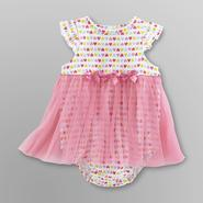 Welcome to the World Infant Girl's Dress - Hearts at Kmart.com