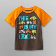 WonderKids Infant & Toddler Boy's Graphic T-Shirt - Bikes & Trucks at Kmart.com