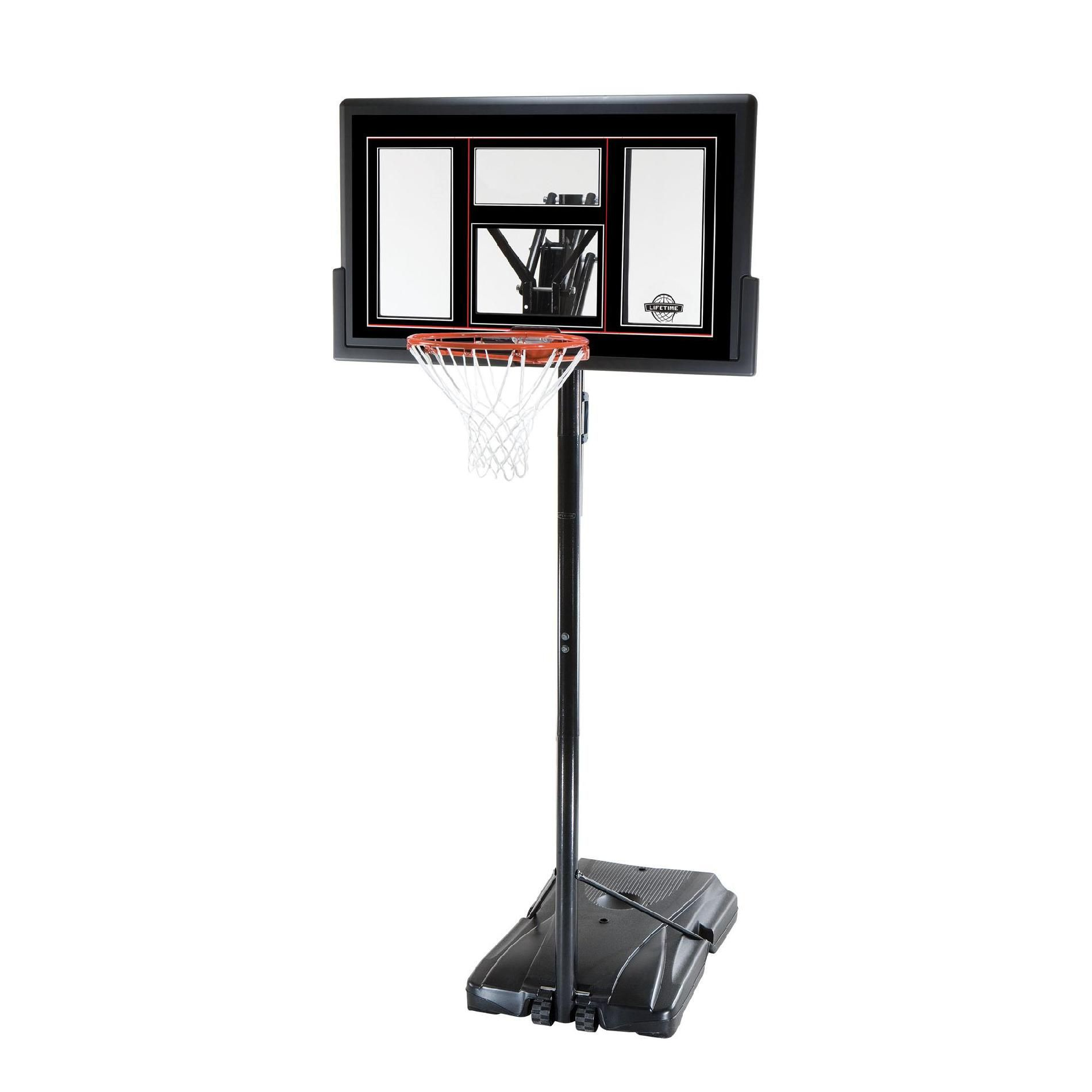 50 in. Shatter Proof Fusion® Backboard