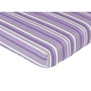 Sweet Jojo Designs Kaylee Collection Fitted Crib Sheet - Stripe Print at Kmart.com