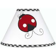 Sweet Jojo Designs Little Ladybug Collection Lamp Shade at Kmart.com