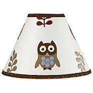 Sweet Jojo Designs Owl Collection Lamp Shade at Kmart.com