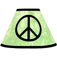Sweet Jojo Designs Peace Green Collection Lamp Shade at Kmart.com