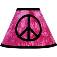 Sweet Jojo Designs Peace Pink Collection Lamp Shade at Kmart.com