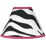 Sweet Jojo Designs Zebra Pink Collection Lamp Shade at Kmart.com