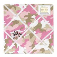 Sweet Jojo Designs Camo Pink Collection Memo Board at Kmart.com
