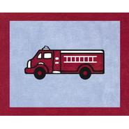Sweet Jojo Designs Fire Truck Collection Floor Rug at Kmart.com