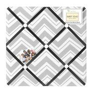 Sweet Jojo Designs Zig Zag Black and Gray Collection Memo Board at Kmart.com