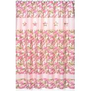 Sweet Jojo Designs Camo Pink Collection Shower Curtain at Kmart.com