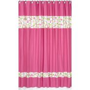Sweet Jojo Designs Circles Pink Collection Shower Curtain at Kmart.com