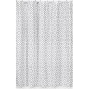 Sweet Jojo Designs Diamond Gray and White Collection Shower Curtain at Kmart.com