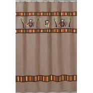 Sweet Jojo Designs Monkey Collection Shower Curtain at Kmart.com