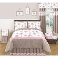 Sweet Jojo Designs Elephant Pink Collection 3pc Full/Queen Bedding Set at Kmart.com