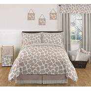 Sweet Jojo Designs Giraffe Collection 3pc Full/Queen Bedding Set at Sears.com