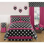 Sweet Jojo Designs Hot Dot Collection 3pc Full/Queen Bedding Set at Kmart.com
