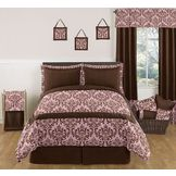 Sweet Jojo Designs Nicole Collection 3pc Full/Queen Bedding Set at mygofer.com