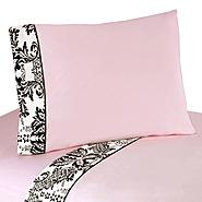 Sweet Jojo Designs Sophia Collection Twin Sheet Set at Kmart.com