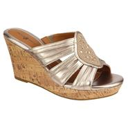 Jaclyn Smith Women's Dress Shoe Anzio - Bronze at Kmart.com