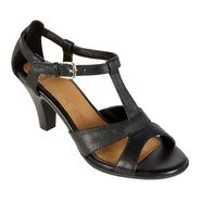I Love Comfort Women's Dress Sandal Amity - Black at Sears.com