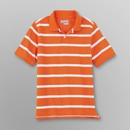 Basic Editions Boy's Polo Shirt - Stripes at Kmart.com