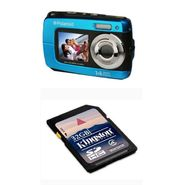 Polaroid iF045 , Panasonic LUMIX, or Fujifilm FinePix XP50 with Memory Card & Accessory Bundle at Sears.com