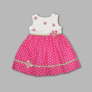 WonderKids Toddler Girl's Sundress Polka Dot at Kmart.com