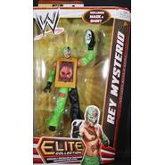 WWE Rey Mysterio - WWE Elite 18 Toy Wrestling Action Figure at Sears.com