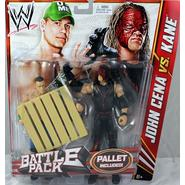 WWE Kane & John Cena - WWE Battle Packs 19 Toy Wrestling Action Figures at Sears.com