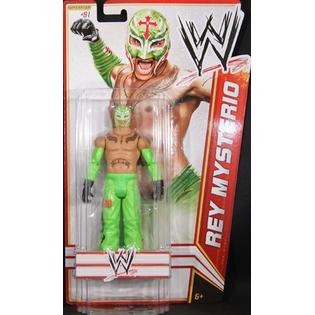 WWE Rey Mysterio - WWE Series 23 Toy Wrestling Action Figure
