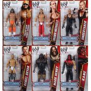 WWE Series 26 - Complete Set 6 Toy Wrestling Action Figures at Kmart.com