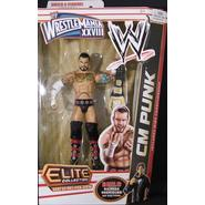 WWE CM Punk - WWE WrestleMania 28 Pay Per View Elite Exclusive Toy Wrestling Action Figure at Kmart.com