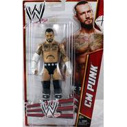 WWE CM Punk - WWE Signature Series 2012 Toy Wrestling Action Figure at Kmart.com