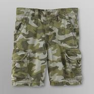 Route 66 Toddler Boy's Twill Cargo Shorts - Desert Camo at Kmart.com