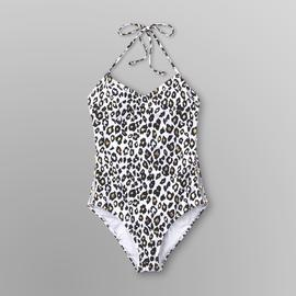Bongo Junior's Metallic One-Piece Swimsuit at Kmart.com