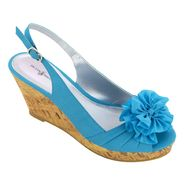 Jaclyn Smith Women's Dress Sandal Atessa - Turquoise at Kmart.com