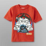 Boy's Angry Birds/Star Wars T-Shirt - Vader & Troopers at Sears.com