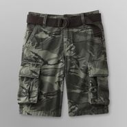 Route 66 Boy's Cargo Shorts & Belt - Camouflage at Kmart.com