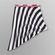 Bongo Girl's Asymmetrical Skirt & Belt - Striped at Kmart.com