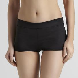 Jaclyn Smith Women's Boy Short Swim Bottoms at Kmart.com