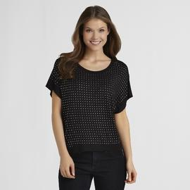 Metaphor Women's Paillette Top at Sears.com