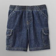 Toughskins Toddler Boy's Denim Cargo Shorts at Sears.com