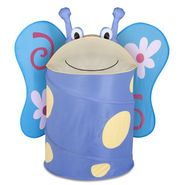 Honey Can Do Large Kids Pop-Up Hamper - Butterfly at Kmart.com
