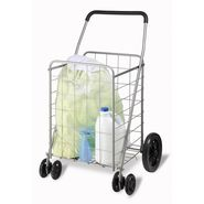 Honey Can Do Dual Wheel Utility Cart at Kmart.com