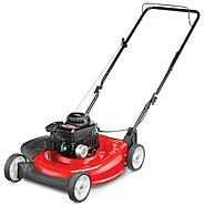 "Yard Machines 148cc* Briggs & Stratton Engine, 21"" Side Discharge Push Mower en Sears.com"