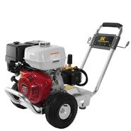 BE Pressure 4000 PSI 4 GPM Commercial Cold Water Pressure Washer Honda Powered Comet Pump at Sears.com