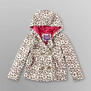 Platinum Girl's Hooded Jacket - Cheetah Print at Kmart.com